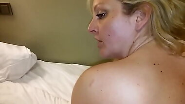 Wife gets a creampie
