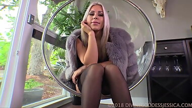 DIVINE GODDESS JESSICA - Desperate Husband Turned Slave